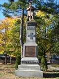Image for Seventy-Seventh Infantry Regiment Monument - Saratoga Springs, NY