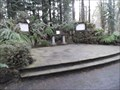 Image for Outdoor Altar at the Grotto  -  Portland, OR