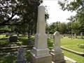 Image for W.L. Seegar - Washington Cemetery, Houston, TX