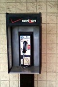 Image for Super K-Mart #4936 Grocery Entrance Payphone - Uniontown, Pennsylvania