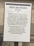 Image for Hôtel des Postes - Poitiers - France