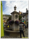 Image for La fontaine Jacques-Antoine Manuel - Barcelonnette, Paca, France