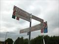 Image for Arrows near the ENERGETICON - Nordrhein-Westfalen / Germany