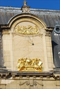 Image for Sundial at the Sorbonne - Paris, France