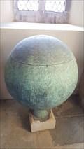 Image for Naseby Copper Ball - All Saints - Naseby, Northamptonshire