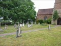 Image for Churchyard, St Bartholomew, Areley Kings, Worcestershire, England