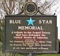 Image for Veterans Memorial Park Blue Start Marker - Pensacola, FL