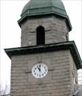 Image for New Salem Academy Clock. New Salem, MA