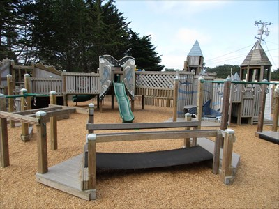Moss Beach Park Playground