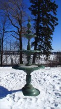 Image for Fontaine du Manoir Montmorency Fountain, Québec - Canada