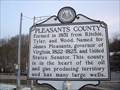 Image for Pleasants County / State of Ohio
