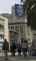 Image for Colin Kaepernick Billboard Sits on Top of Nike's San Francisco Store