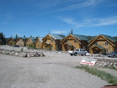 The Cabins At Bear River Lodge Christmas Meadows Ut