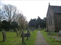 Image for All Saints Churchyard Cemetery - Standon, Staffordshire, UK.