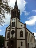 Image for Église Saint-Charles Borromée - Saint-Louis, Alsace, France