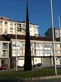 Image for Obelisk over Barbaña - Ourense, Galicia, España
