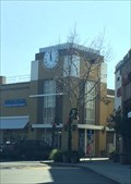 Image for Mercantile West Shopping Center Clock - Ladera Ranch, CA