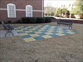 Image for Giant Chess Board - Baylor Campus - Waco, TX
