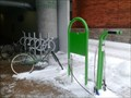 Image for Bike Repair Station, Glebe Parking Garage - Ottawa, Ontario, Canada