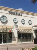 Image for Wall of Clocks at Orlando Prime Outlet Mall, Orlando, Florida