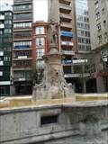 Image for OLDEST sculpture in the city - A Coruña, Galicia, España