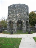 Image for Viking or Newport Tower, Touro Park - Newport, RI, USA