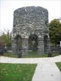 Image for Viking or Newport Tower, Touro Park - Newport, RI, USA