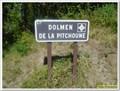 Image for Dolmen de la Pitchoune - Menerbes, Paca, France