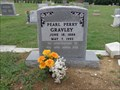 Image for 102 - Pearl Perry Gravley - Perry Cemetery - Carrollton, TX