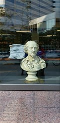 Image for William Shakespeare bust - Montreal, Qc