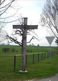 Image for Wooden Wayside Cross Leigrubenstrasse - Möhlin, AG, Switzerland