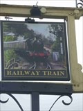 Image for Railway Train, Kidderminster, Worcestershire, England