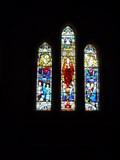 Image for Depiction of Holy Communion - Sacred Heart Catholic Church, Moruya, NSW