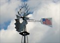 Image for Windmill at the Amish Door  -  Wilmot, OH