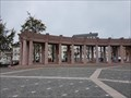 Image for Pergola on the market place - Pirmasens, RPL, Germany