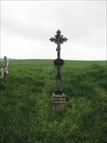 Image for Christian Cross - Frymburk, Czech Republic