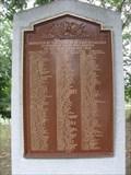 Image for East Rochester World War 1 Memorial