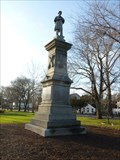 Image for Soldiers' and Sailors' Monument - Milford. CT