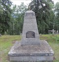 Image for War Memorial - Fraternal Order of Eagles  - Dawson City, Yukon Territory