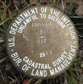 Image for T15S R12E S29 32 1/4 COR - Deschutes County, OR