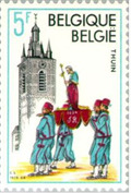 Image for Beffroi de Thuin - Thuin - Belgique