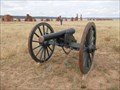 Image for Fort Union Parade Ground 3 inch Ordinance Rifle - Watrous, NM