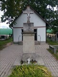 Image for Central Cross Strupcice Cemetery, Czechia