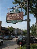 Image for Downtown Hinsdale Historic District - Hinsdale, IL