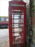 Image for Red Telephone Box - Shackerstone Station - Shackerstone, Leicestershire