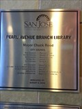 Image for Pearl Avenue Branch Library - 2008 - San Jose, CA