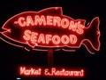 Image for Camerons Sea Food - Neon - Pasadena, California, USA.