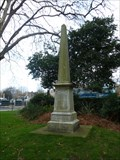 Image for HMS Royal Sovereign Obelisk - Victoria Park - Portsmouth, Hampshire