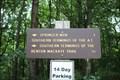 Image for Springer Mountain AT sign -- Springer Mountain GA