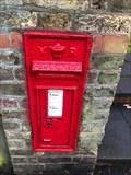 Image for Victorian Wall Post Box - Lyonsdown Road - Barnet - London - UK